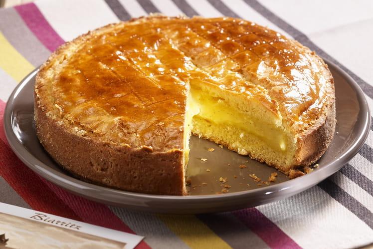 Gâteau basque traditionnel