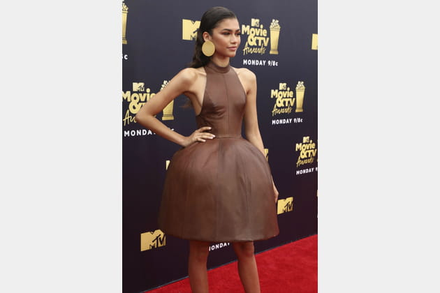 Zendaya aux MTV TV et Movie Awards