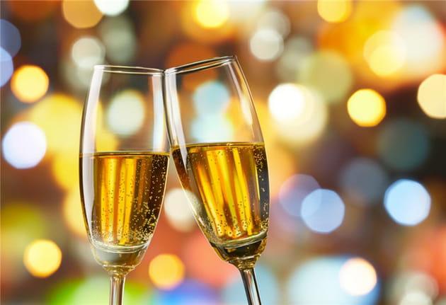 Manger beaucoup diminue les effets de l'alcool