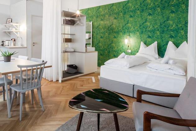 Un séjour atypique au Grätlz Hotel
