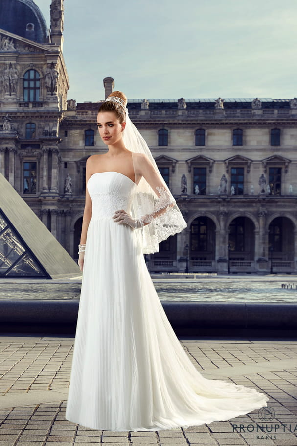 Robe de mariée L'Amoureux, Pronuptia