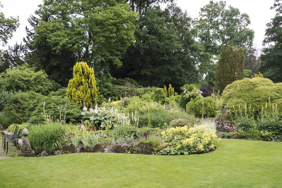 Comment aménager un jardin anglais ?