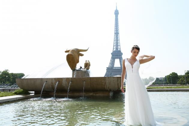 Robe de mariée Francesca, Cymbeline