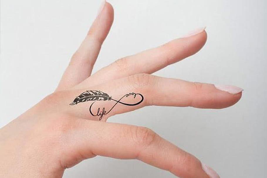 Tatouage Infini Signification Et Modeles Inspirants