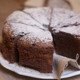 gâteau au chocolat de ma grand-mère