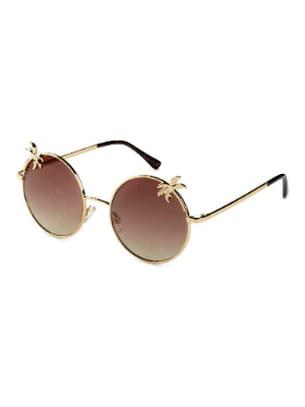 lunettes de soleil palmiers de h m. Black Bedroom Furniture Sets. Home Design Ideas