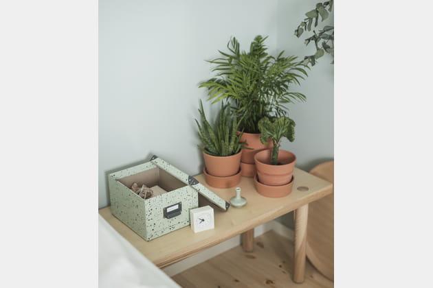 Banc/table basse Stockholm par Ikea