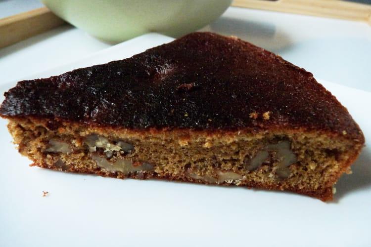 Gâteau aux noix rapide