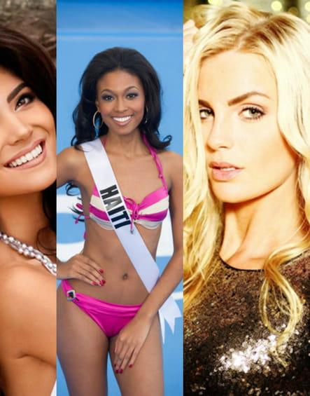 Miss Univers 2015 : les 81 candidates en photos