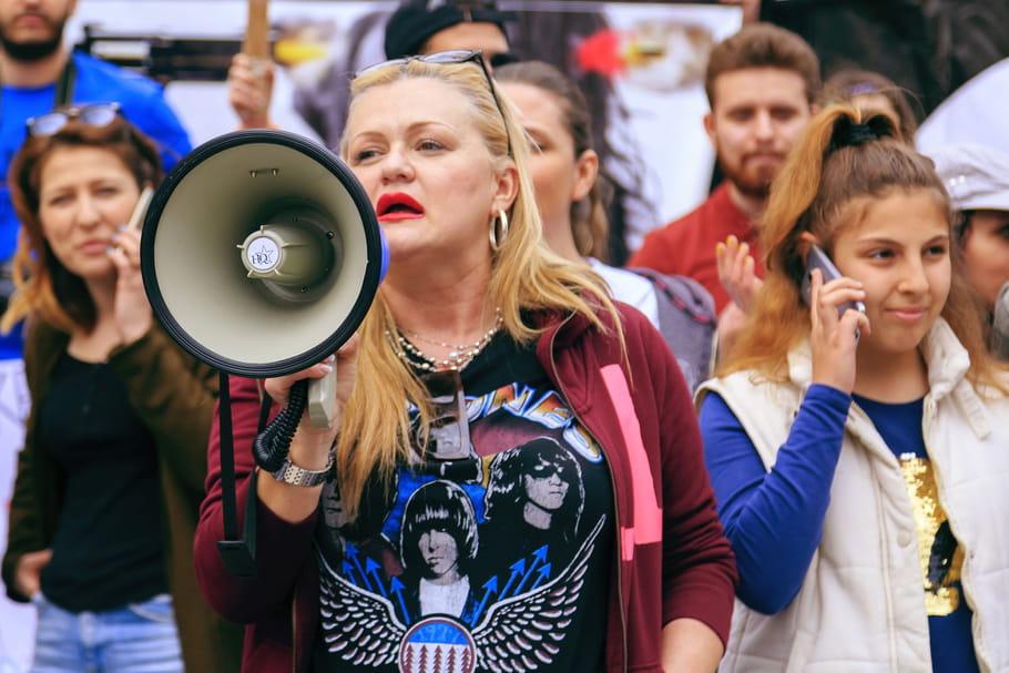 Harcèlement sexuel: les Suédoises se mobilisent