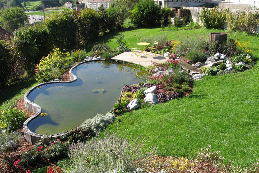 Un jardin, oui, mais un jardin écolo!