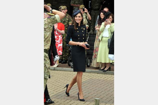 Kate Middleton le 25juin 2011