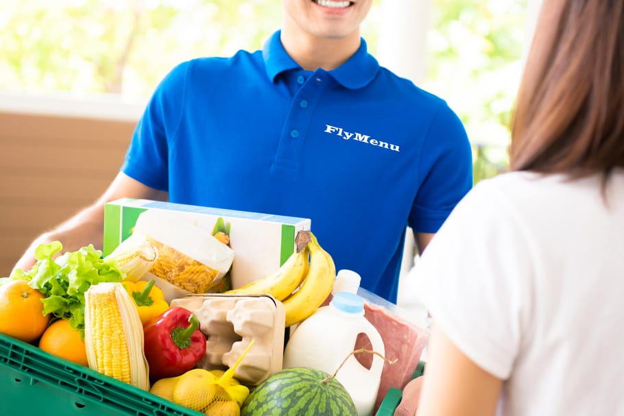 """Fonction """"Acheter les ingrédients"""" sur les recettes: vive la livraison à la maison!"""
