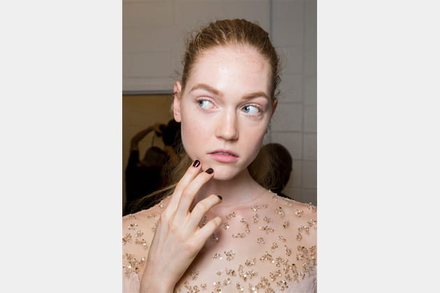 Monique Lhuillier (Backstage) - photo 17