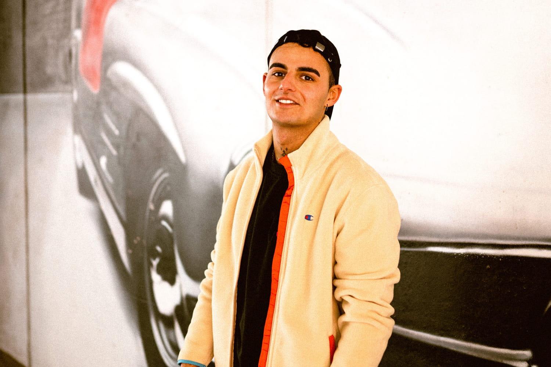 Diego Alary est le nouveau chef du restaurant Wanderlust