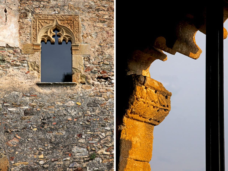 Fen tres gothiques mauresques for Fenetre gothique