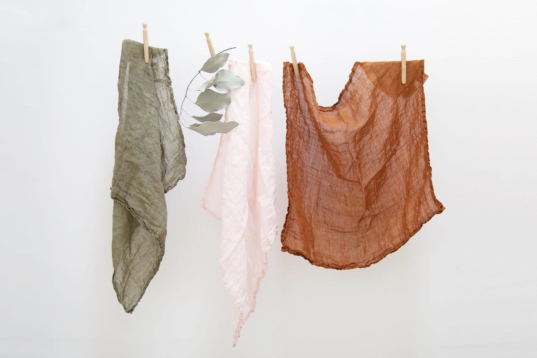 Teinture végétale: comment teindre ses textiles naturellement?