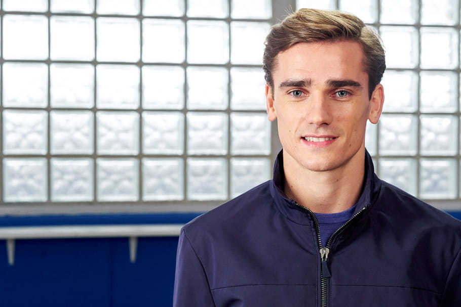 Antoine Griezmann, nouvel ambassadeur Head & Shoulders