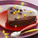 gateau coeur tendre au chocolat100