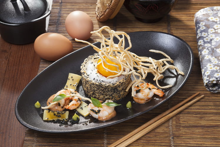 L'œuf Fuji