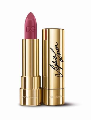 Sophia Loren N°1 par Dolce   Gabbana Beauty © SdP - D G Beauy 7f1e5a376455