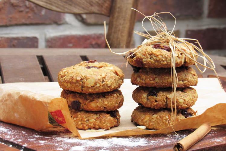 Cookies énergétiques