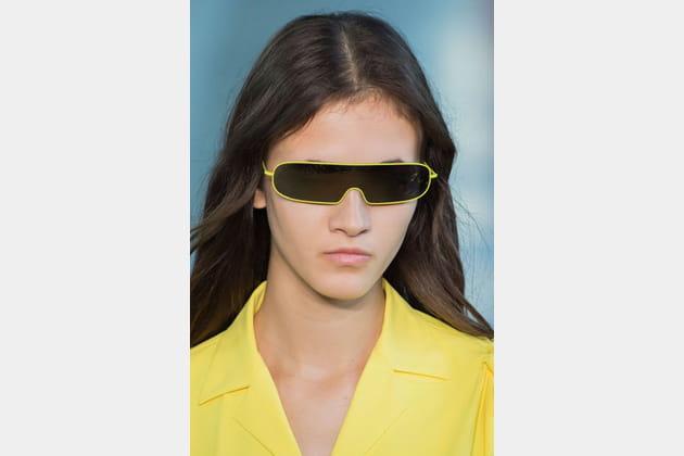 Les lunettes de soleil du défilé Emilio Pucci