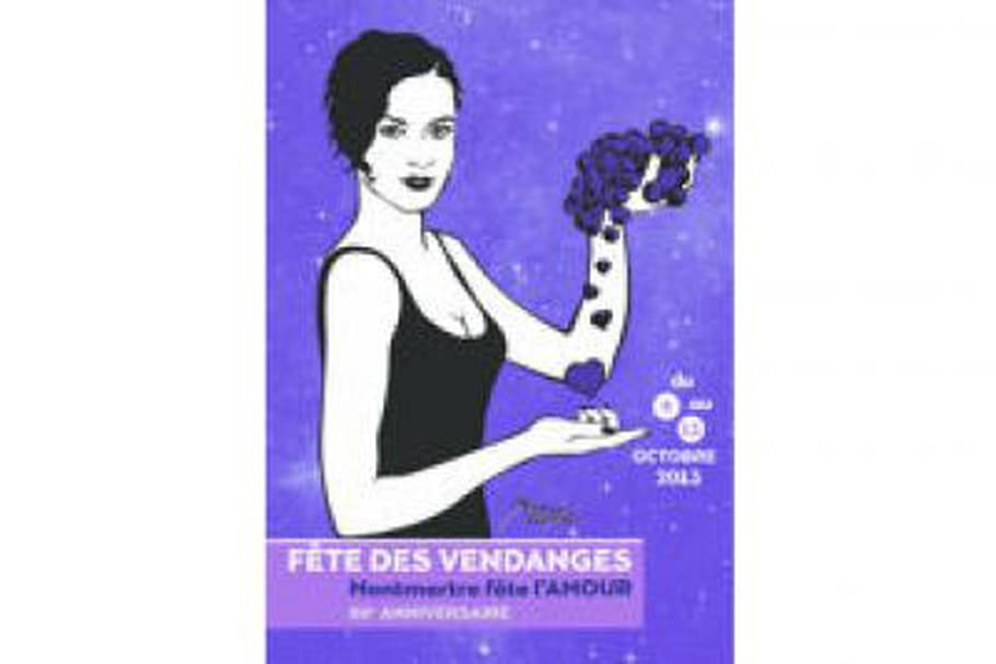 Fête des Vendanges : une édition placée sous le signe de l'amour