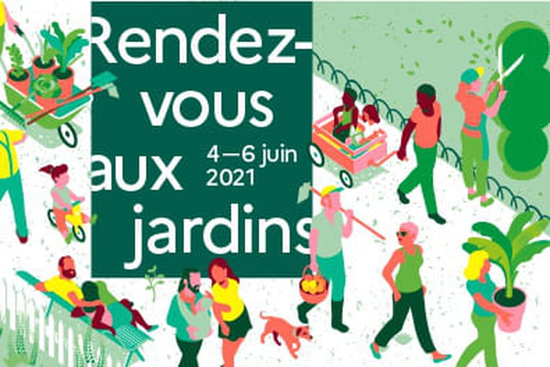 Rendez-vous aux jardins 2021: le programme du week-end