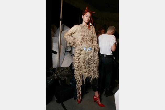 Fashion East (Backstage) - photo 19