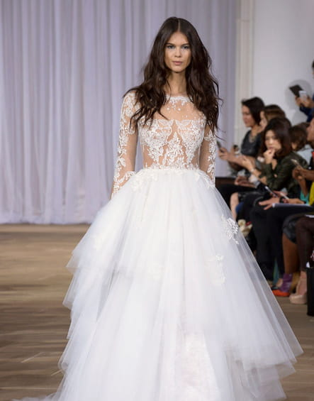 Robe de mariée Ines Di Santo Couture