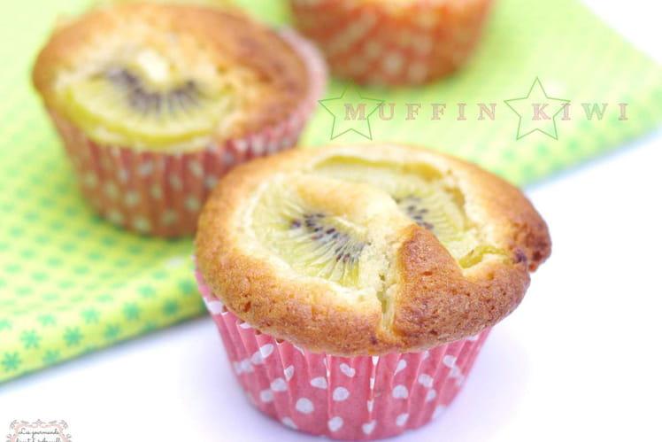 Muffin au kiwi