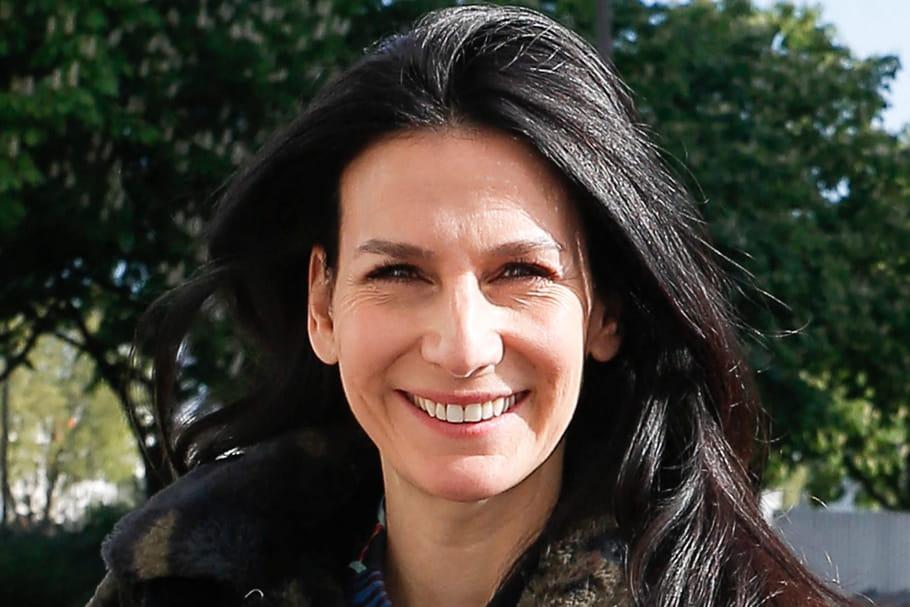 Marie Drucker: pourquoi elle a préféré avoir un enfant à 40ans