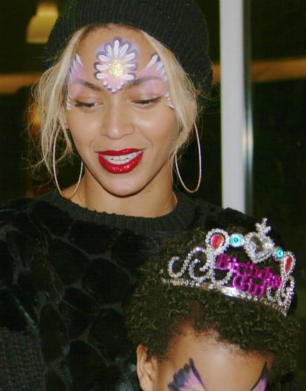 Beyoncé : maman poule