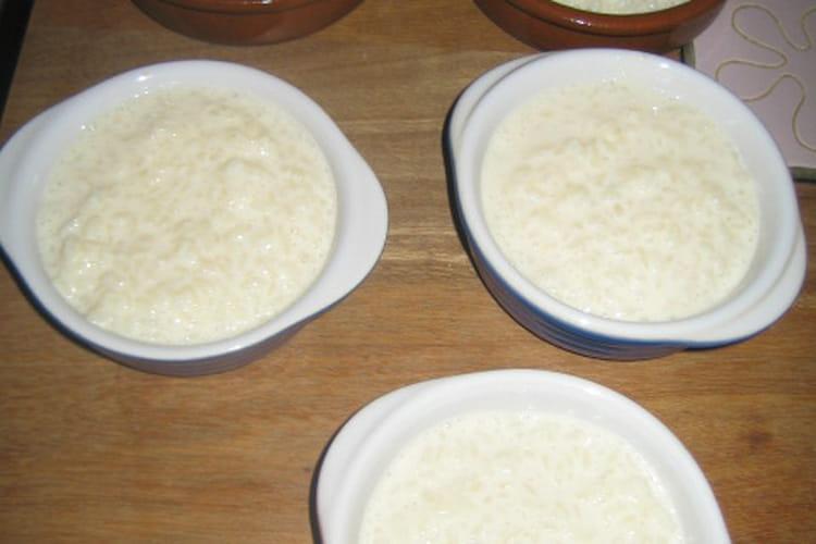 Riz au lait du dimanche