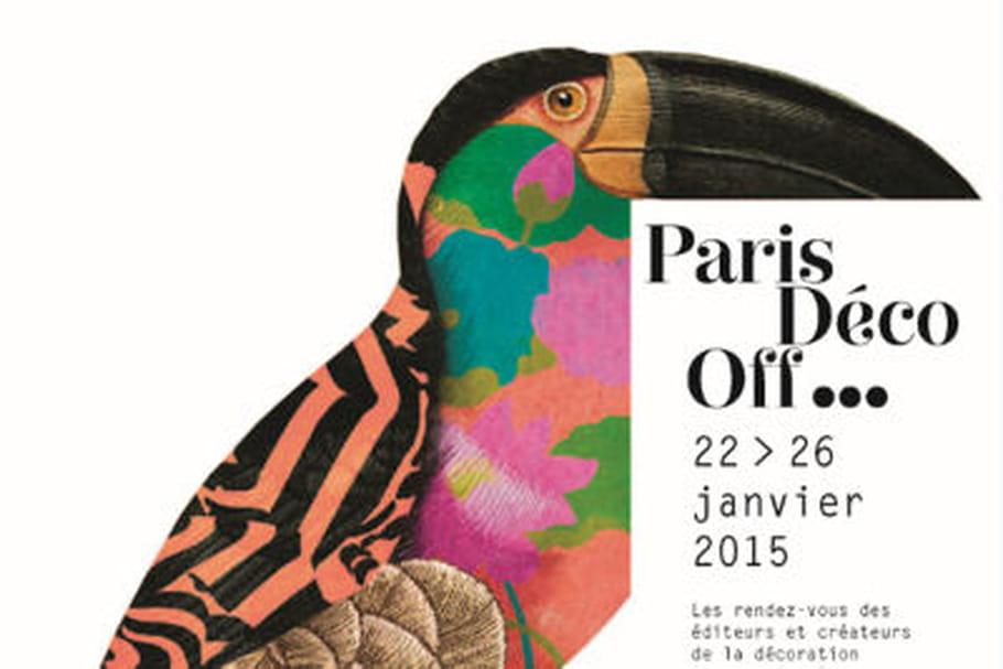 Paris Déco Off : la maison se fait arc-en-ciel