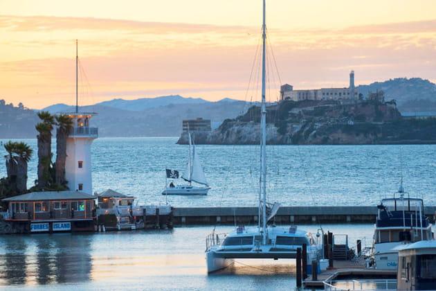 Une vue de rêve à Forbes Island