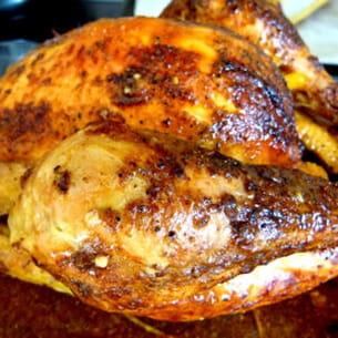 poulet rôti comme en rôtisserie