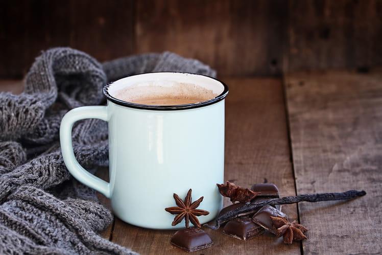 Chocolat chaud de la Guadeloupe