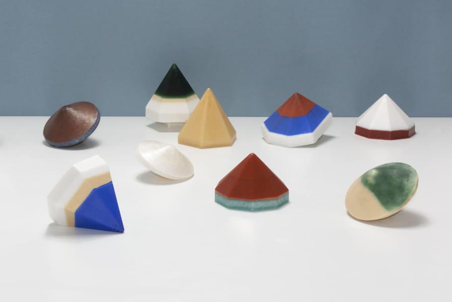 Savons aux formes sculpturales: notre nouvelle lubie déco