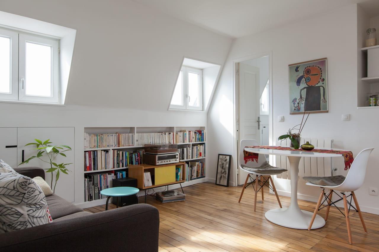 liste aménagement appartement étudiant