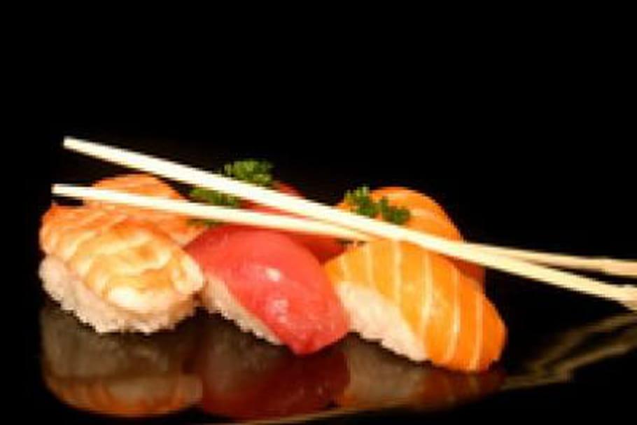 Les sushis, plus caloriques qu'un burger !