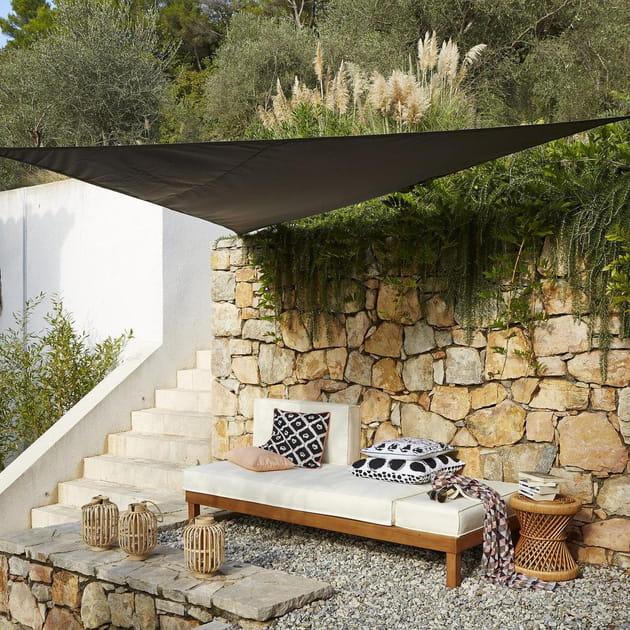 banquette chann chez la redoute int rieurs. Black Bedroom Furniture Sets. Home Design Ideas