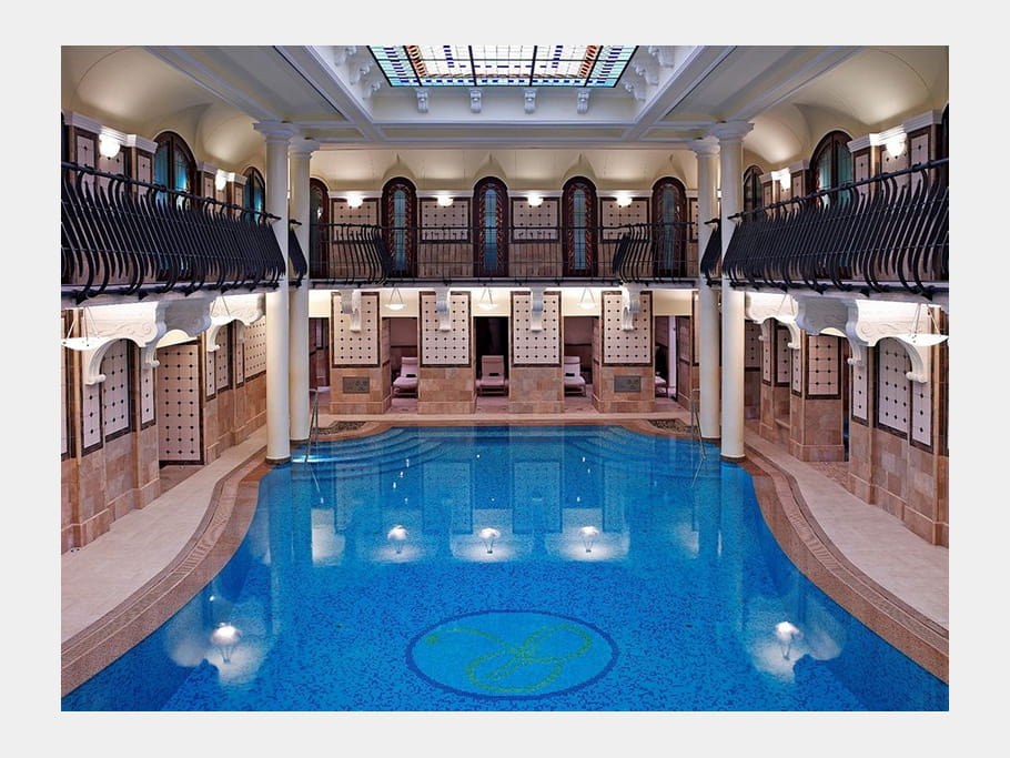 Les plus beaux hôtels de Budapest : le Corinthia