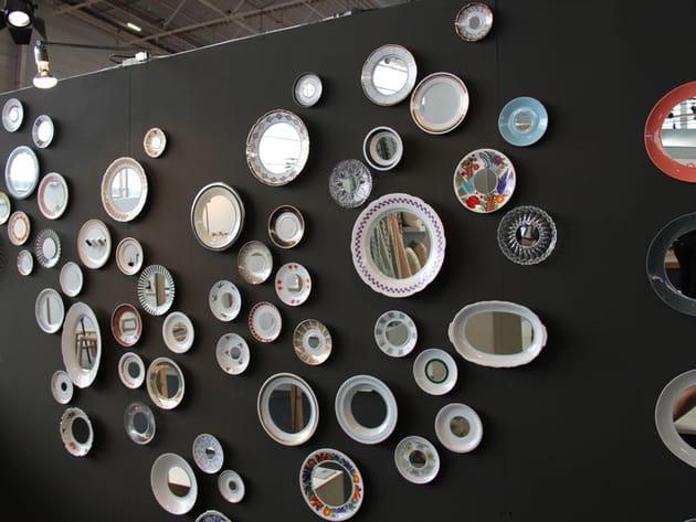 Miroir Mira de Christine Hechinger