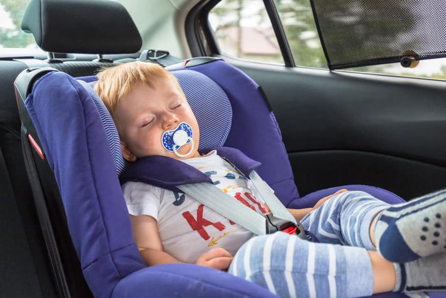 Meilleur pare-soleil de voiture pour bébé