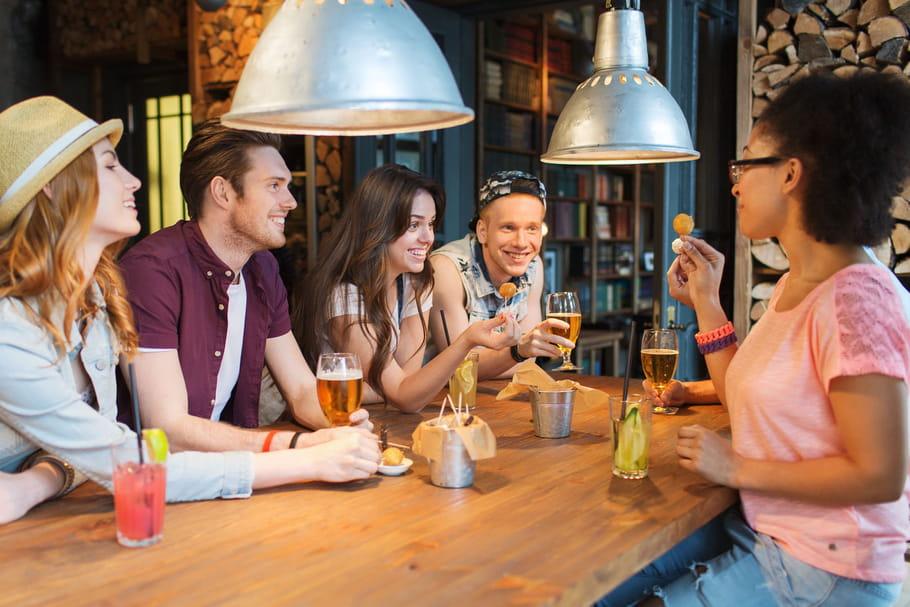 Alcool: pas plus de 10verres par semaine