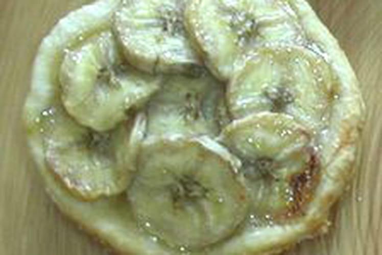 Tartelettes à la banane