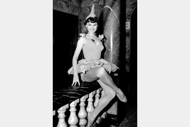 Audrey Hepburn en costume