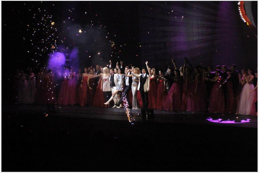 2008, le défilé-spectacle en l'honneur des femmes